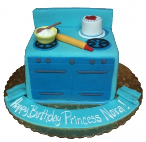 Bakery Party Cake